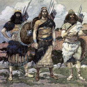 Men of David by James Tissot http://render.globalgallery.com/