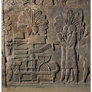 Panel of Sennacherib http://www.britishmuseum.org