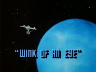 ST.Wink of an Eye