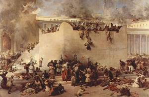 wm-destruction-of-temple_Francesco_Hayez